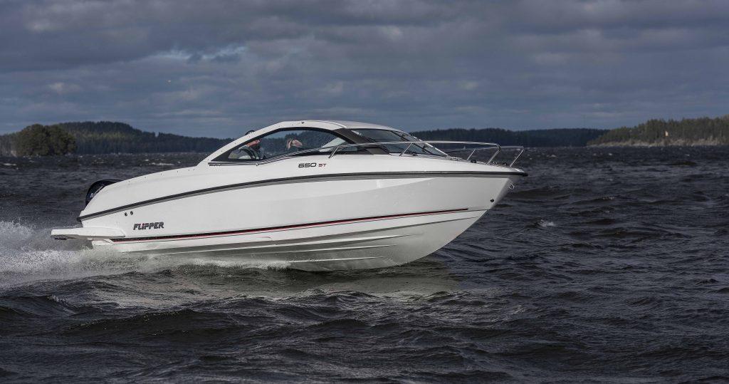 Flipper 650ST