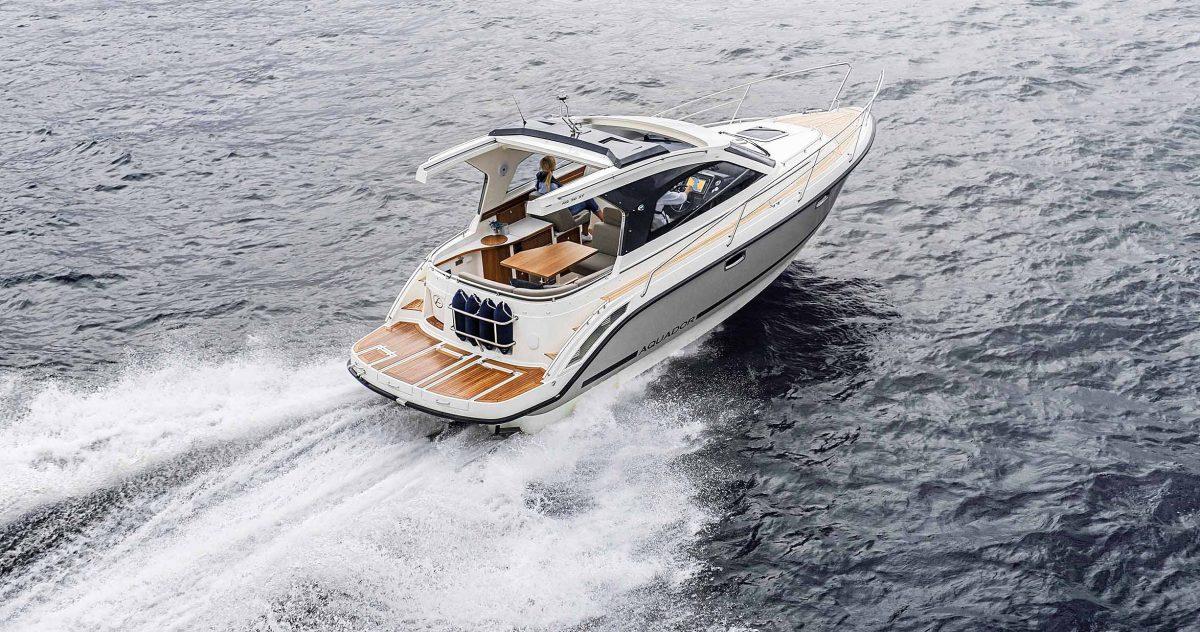 Aquador 30ST