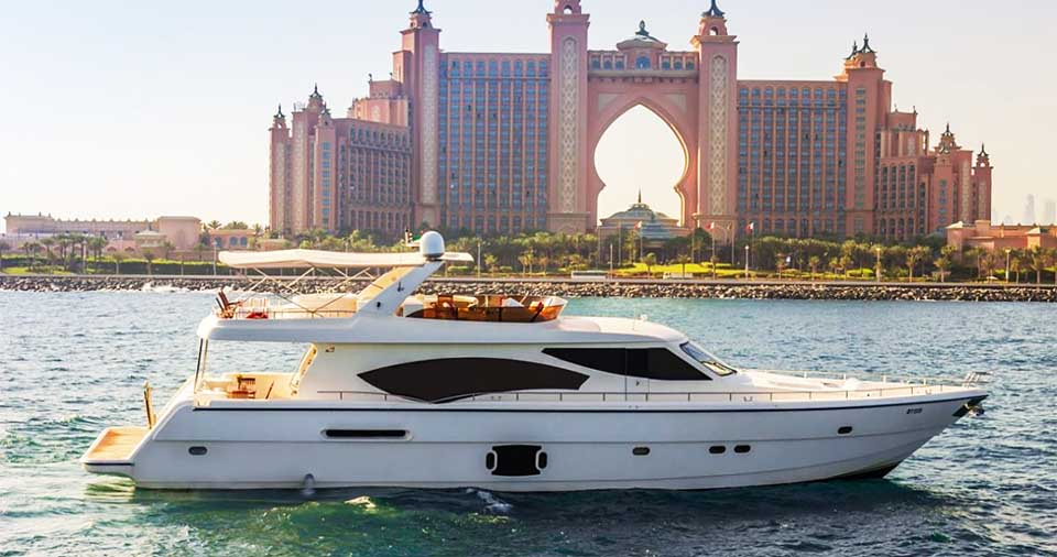 Luxury Yacht Charter Dubai | Hire Private Yacht | Rental