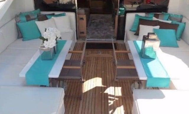Mangusta 80 Main Deck Exterior