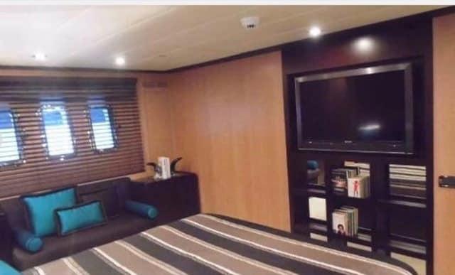 mangusta 80 Cabin 1