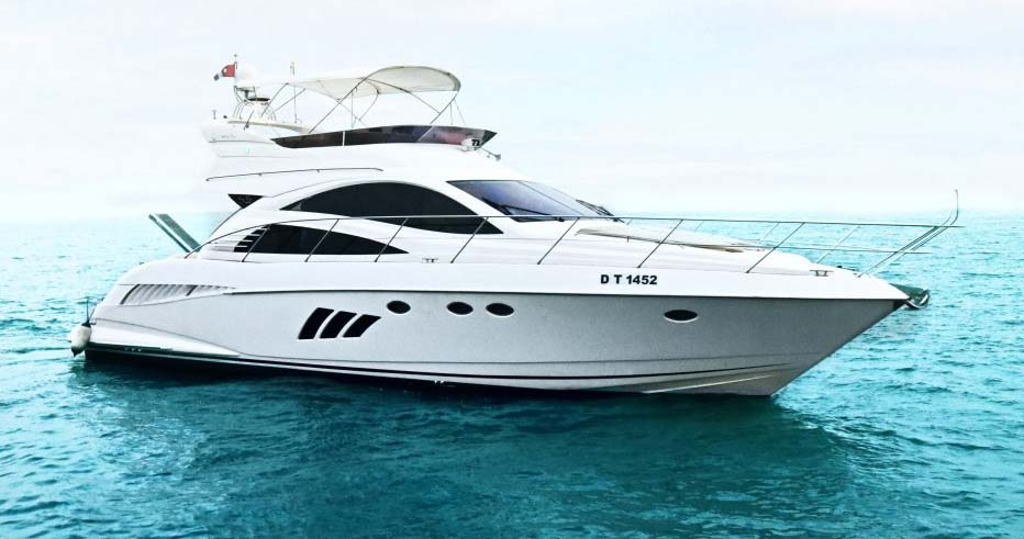 Top 10 Yachts for Yacht Rental Dubai