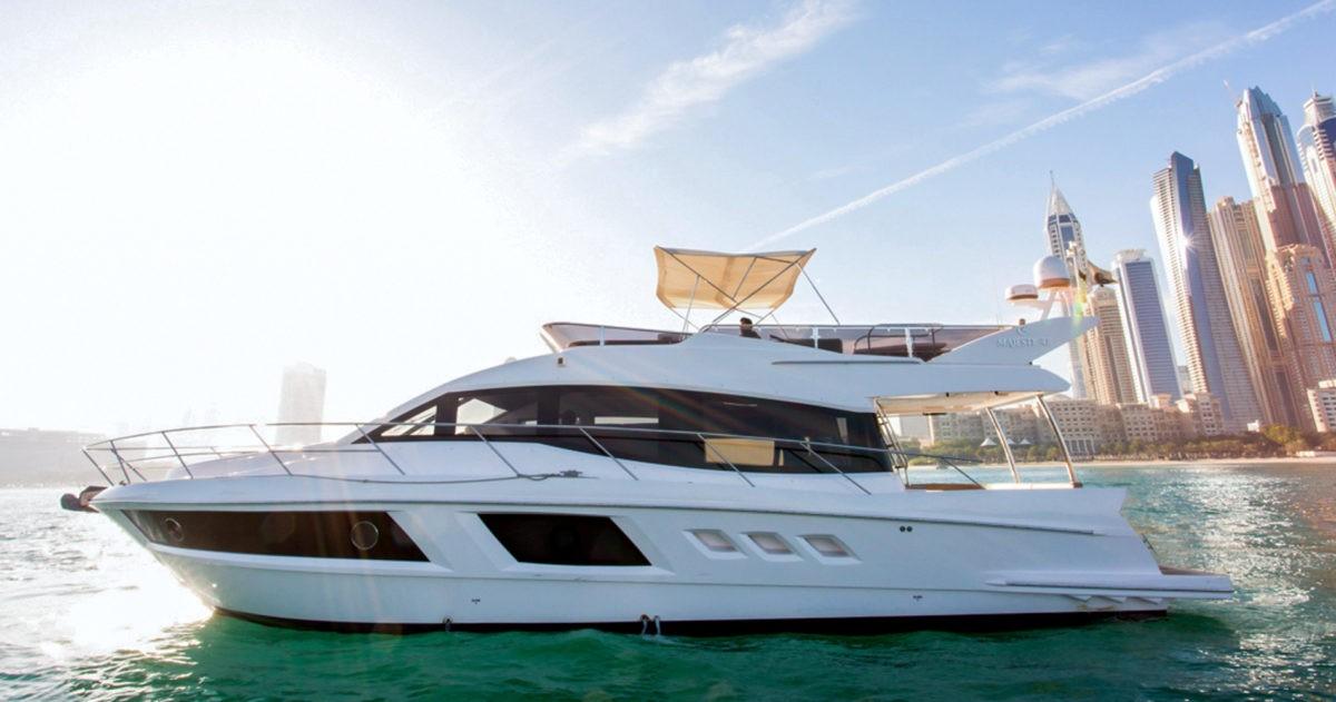 Luxury Yacht Charter Dubai   Hire Private Yacht   Rental