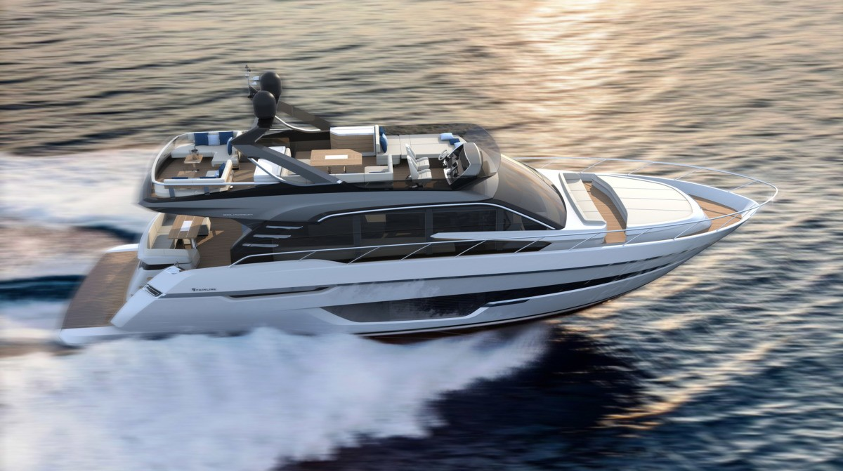 Royal Yachts Announce as the Exclusive Middle East dealer for Fairline Yachts