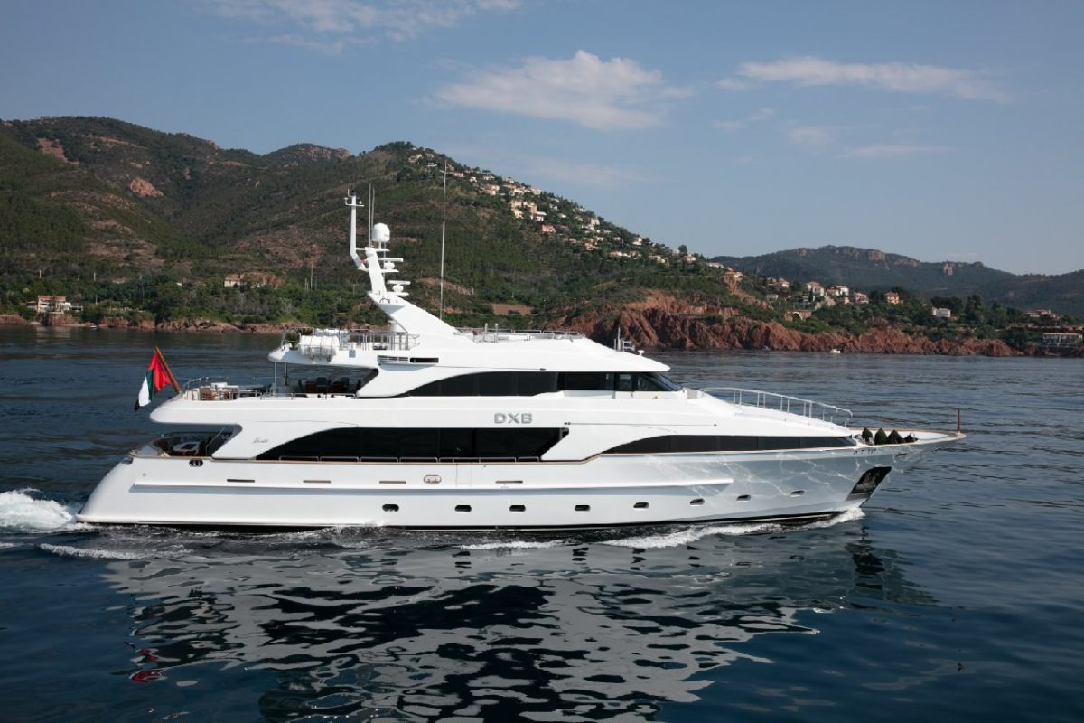 Everything About a Superyacht