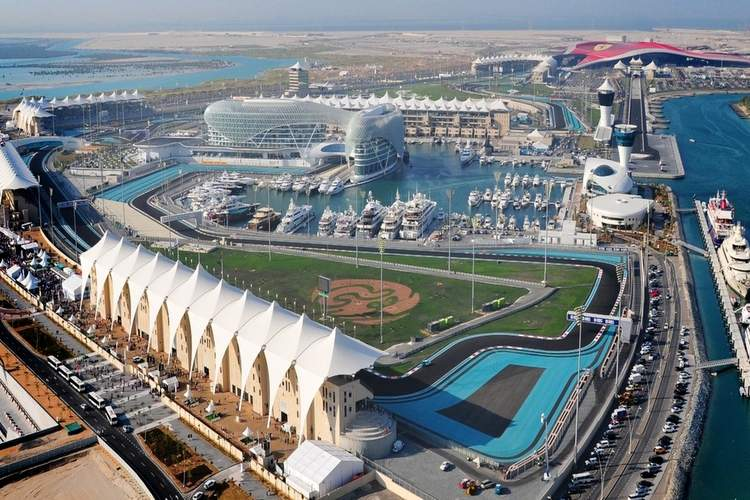 Come Be a Part of Abu Dhabi Grand Prix 2019