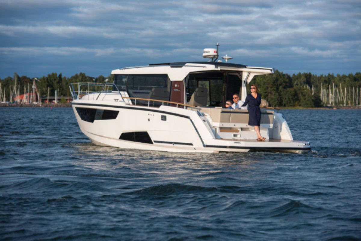 Bella boats Finland Announce Royal Yachts as Exclusive Middle East Dealers