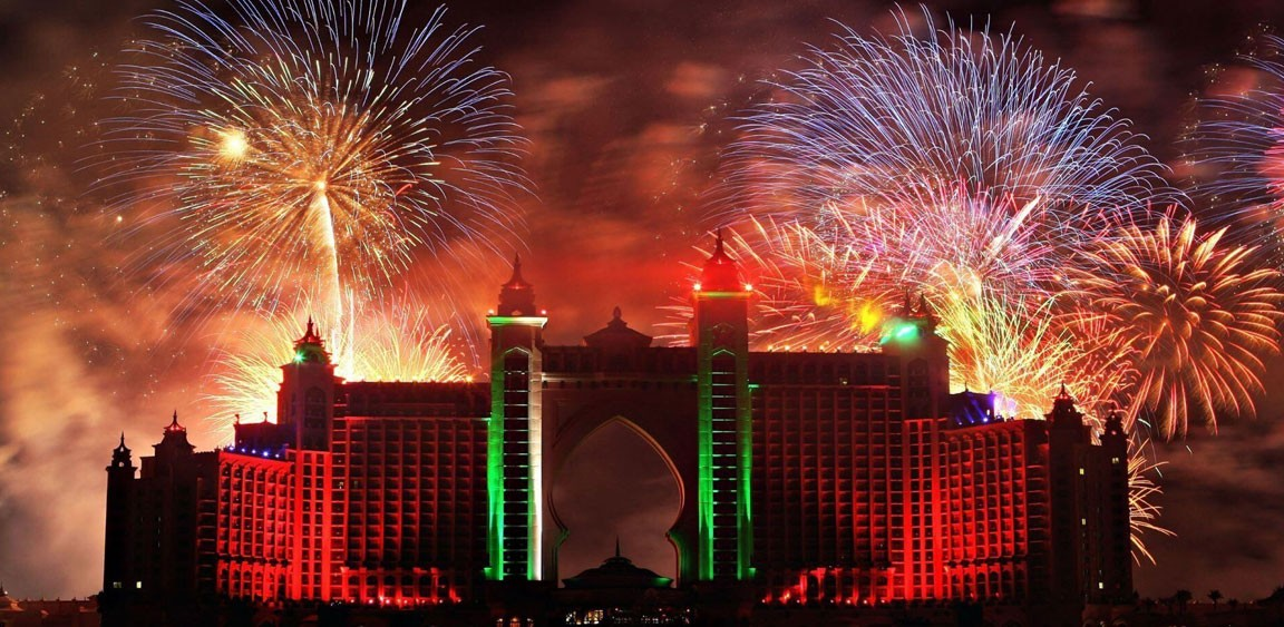 Countdown to New Year 2020 in Dubai – Celebrate in Style