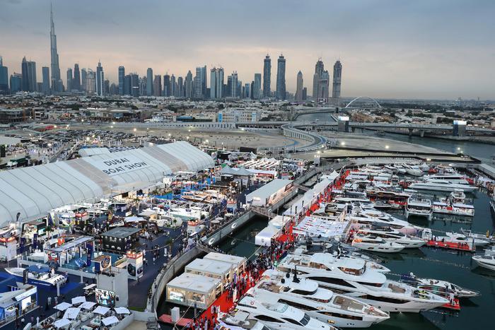 Dubai International Boat show 28 Feb – 4 March 2017