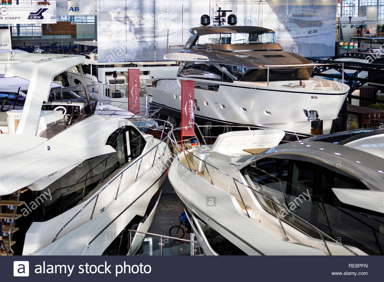 Dusseldorf boat show 21 – 29 January 2017