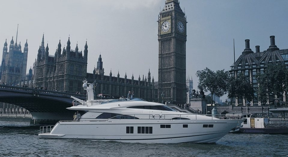 Fairline luxury yacht brokers