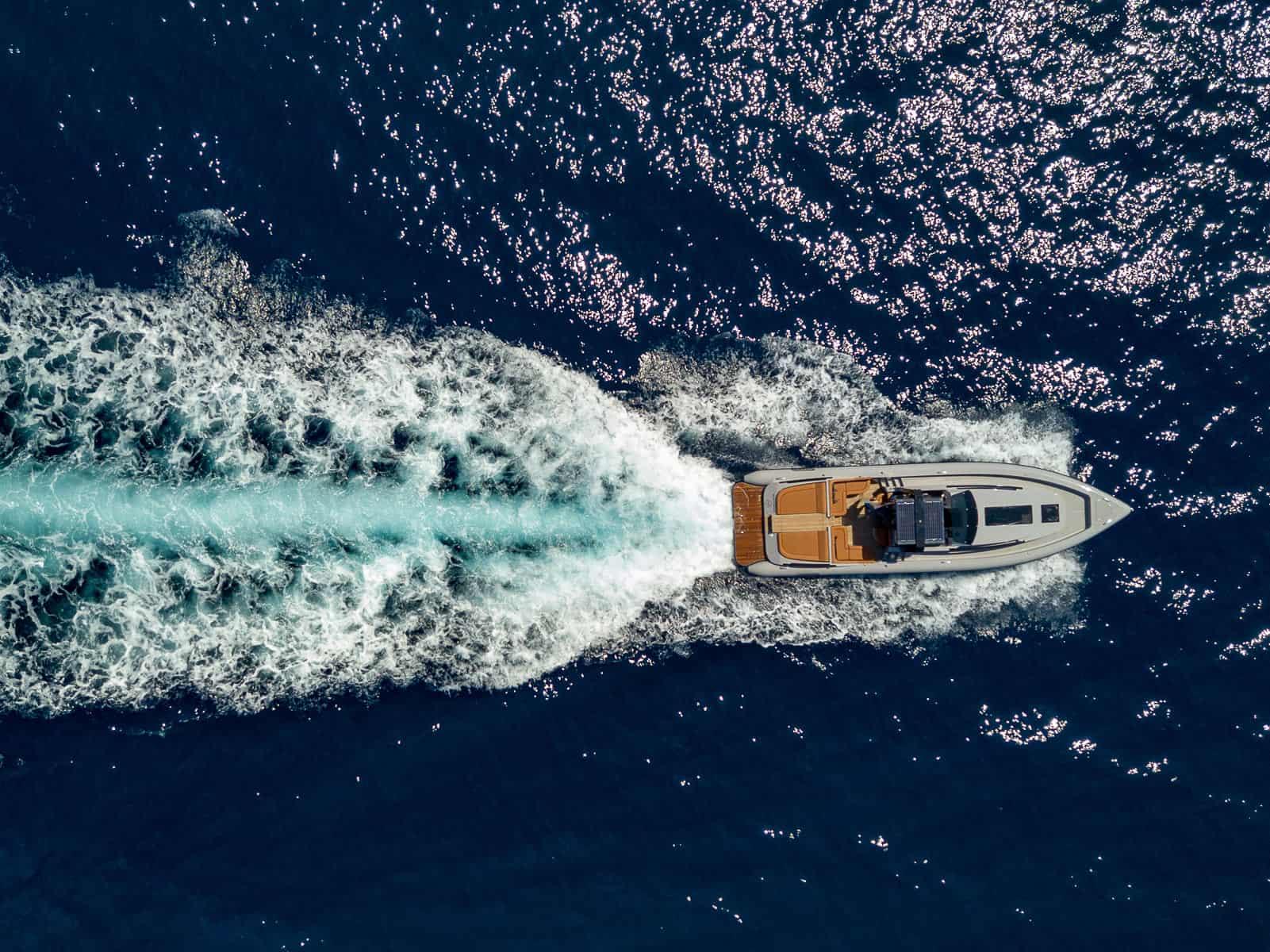 Blue Yonder Yacht