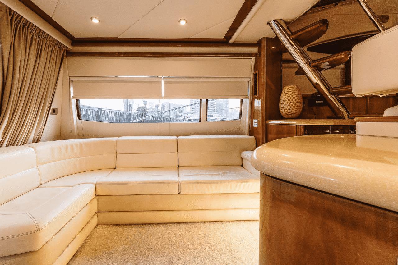 Java Sunseeker Yacht Charter