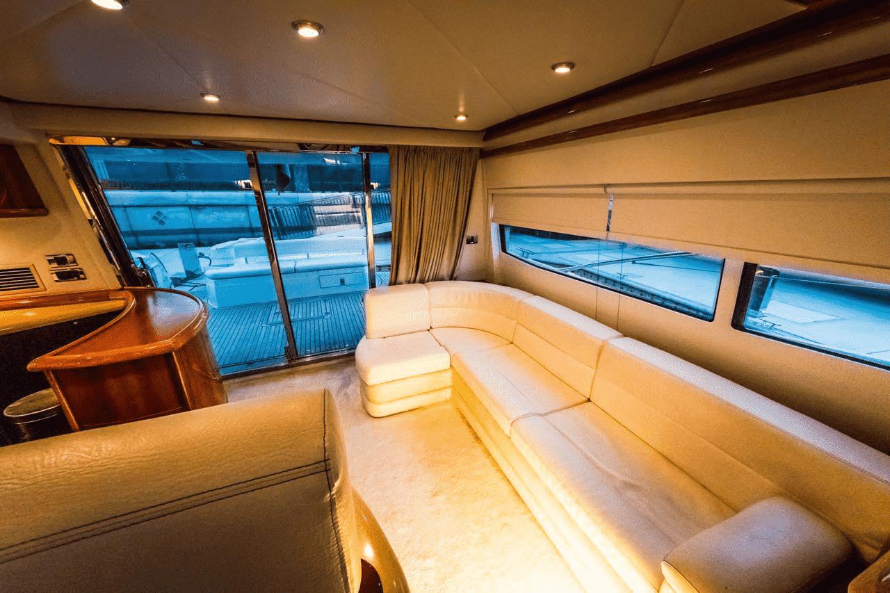 Java Sunseeker Yacht