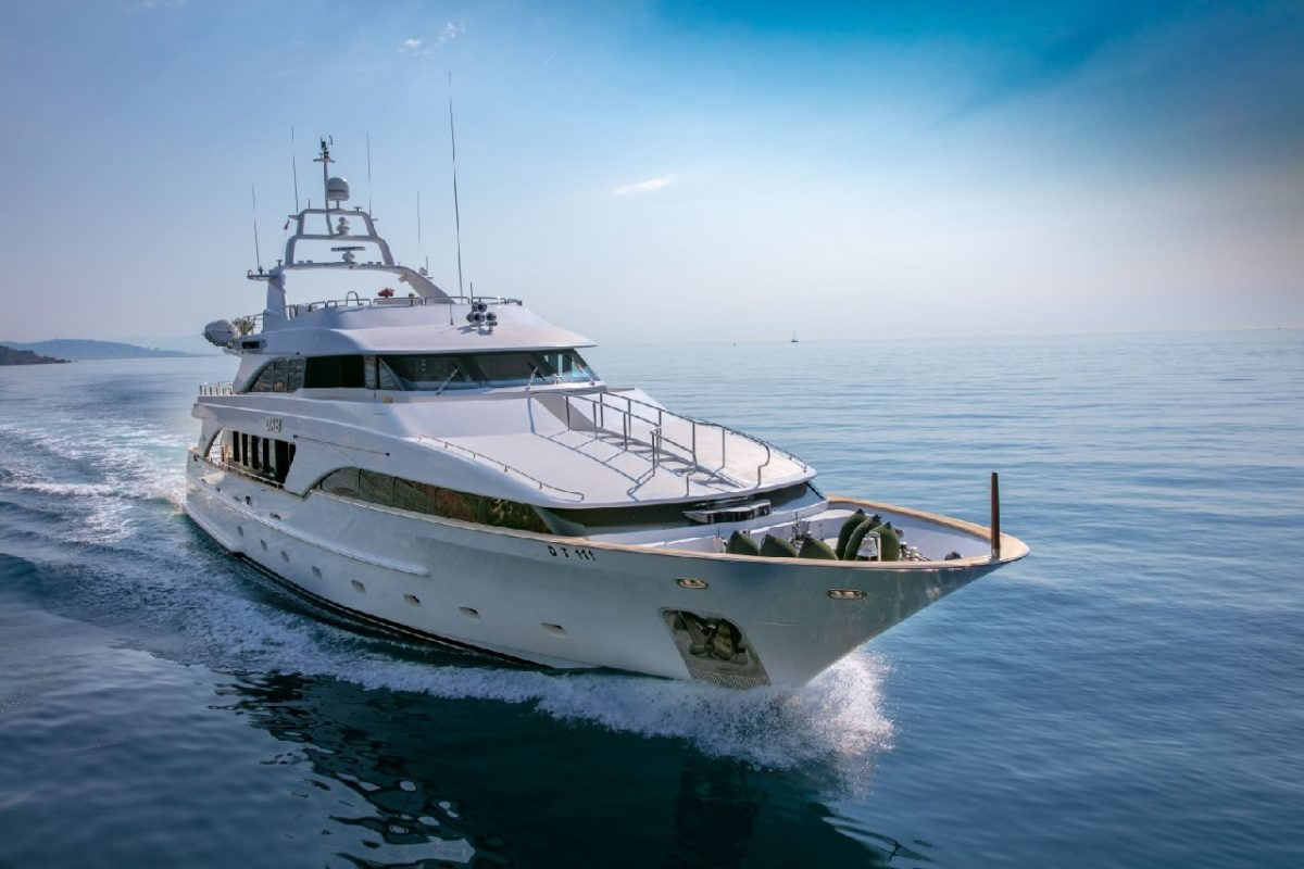 Yacht Charter Services in Dubai Can Be a Great Escape from Routine Life