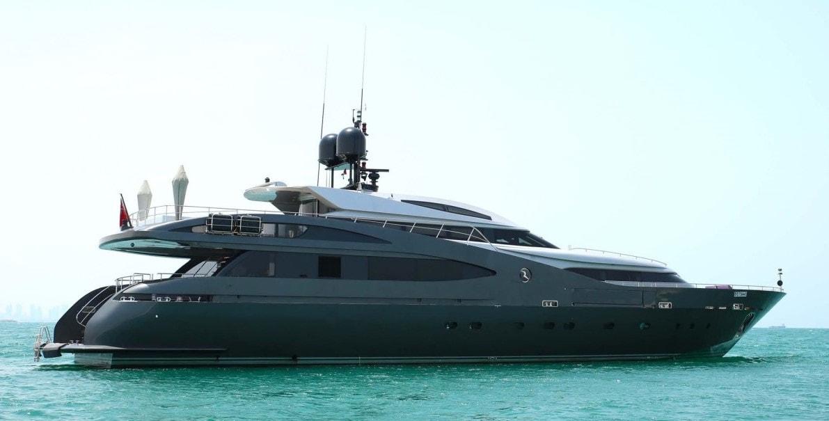 Babylon Yacht Rental